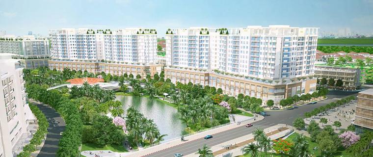 Dự án khu đô thị mới Sunfloria City