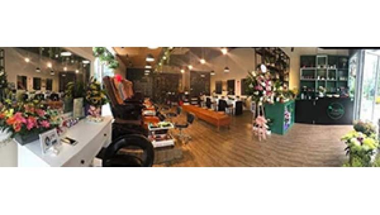 CHÍNH CHỦ SANG NHƯỢNG TOÀN BỘ SHOP NAIL & CAFE P12S07 PARK HILL - TIME CITY ( ĐỐI DIỆN SÂN TENIS)