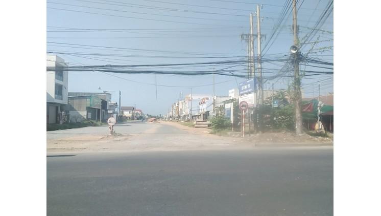 BÁN NỀN Đường Nguyễn Thị Tạo- Long Hòa-Bình Thủy-CT(4-1-0)