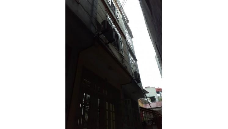 Bán nhà đường Tam Trinh - Mai Động, 55m2 x 4T, giá 3,2 tỷ