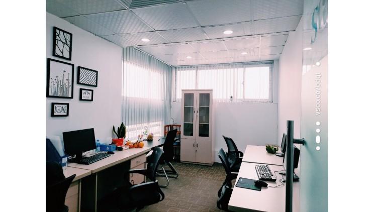 Cho thuê văn phòng và chỗ ngồi làm việc chuyên nghiệp hiện đại tại Cầu giấy
